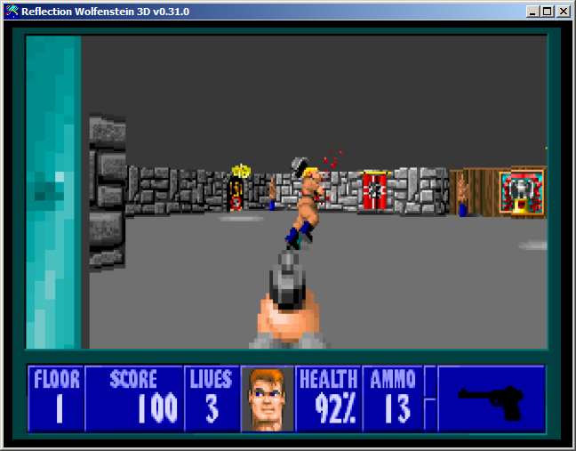 Reflection Keen - Now supporting Wolfenstein 3D! Ref10