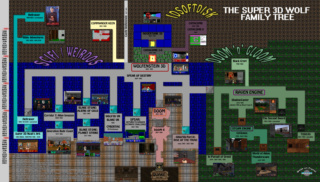 The Super Wolf3D Family Map Wolftr10