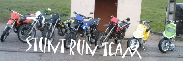 STUNT RUN TEAM