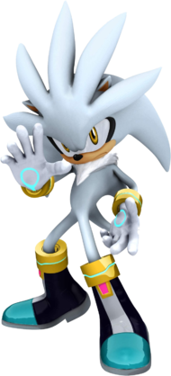Sonic the Hedgehog Silver10