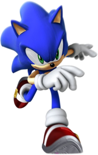 Sonic the Hedgehog Sonic10