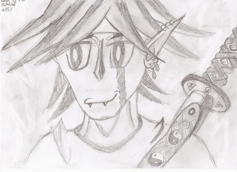 Mes dessins: azaki44 Edward10