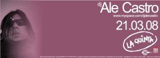 [Review] - Viernes 21 de Marzo - DJ ALE CASTRO @ LA QUINTA Ale_ea12