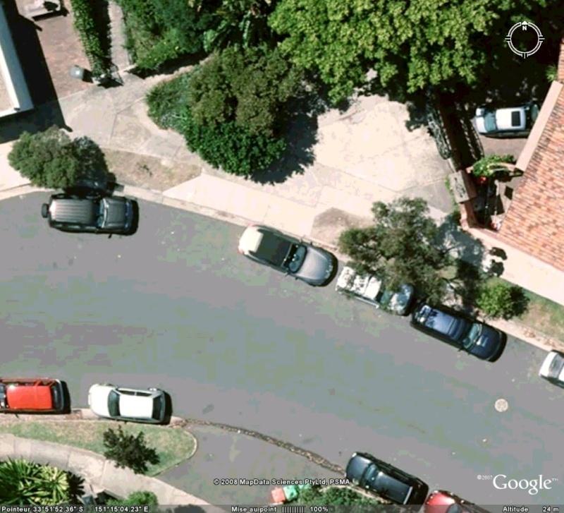 voitures vues de pr s et id ntifi es dans google earth page 3. Black Bedroom Furniture Sets. Home Design Ideas