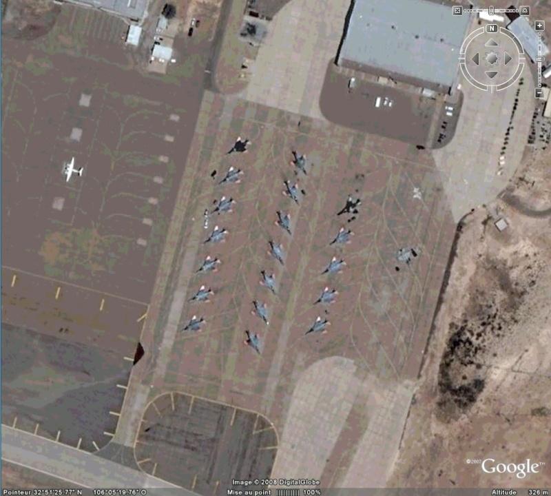 QF-4 Drone, Holloman AFB, Nouveau-Mexique, USA. Drone_13