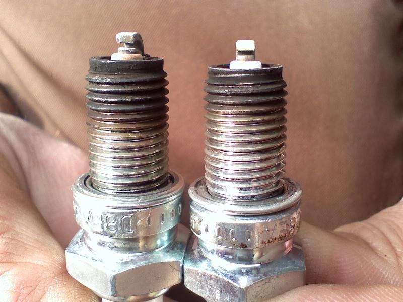 Регулювання клапанів на Zongshen 200gs 03150812