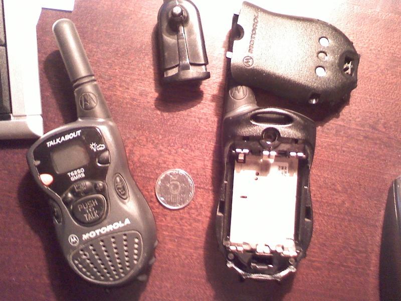 Рація MOTOROLA T6250 GMRS 03260811