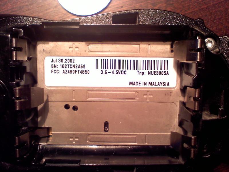 Рація MOTOROLA T6250 GMRS 03260813