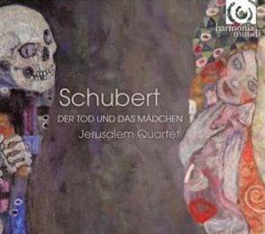 Schubert - Quatuors et quintette à cordes A9_25610