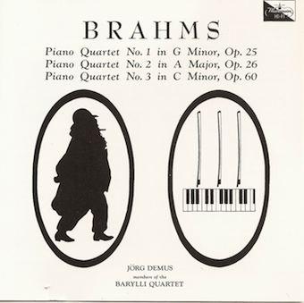 Barylli Quartett Brahms15