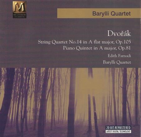 Barylli Quartett Dvorak11