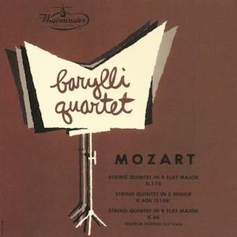 Barylli Quartett Mozart11