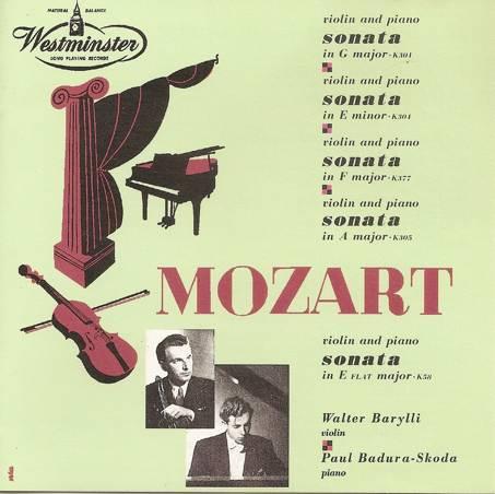 Barylli Quartett Mozart12