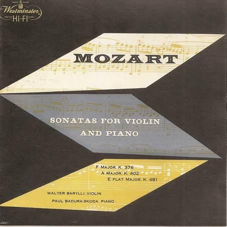 Barylli Quartett Mozart13