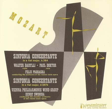Barylli Quartett Mozart14