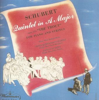 Barylli Quartett Schube10