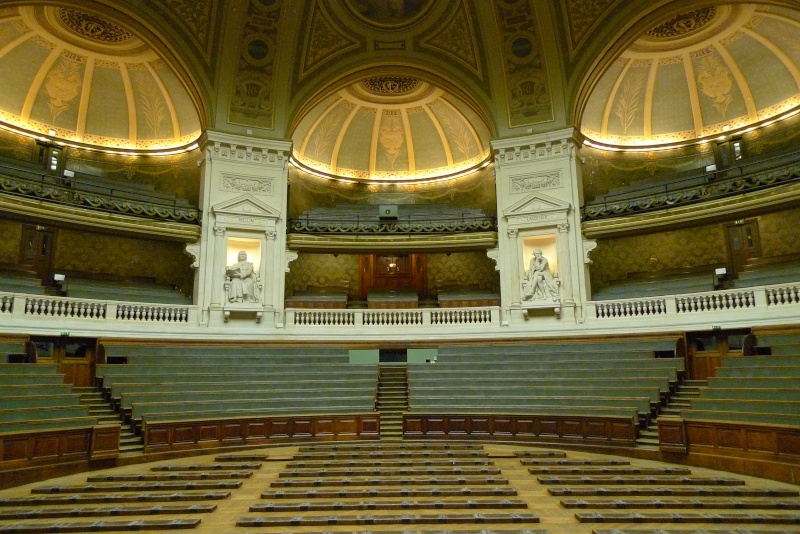 Visite de la Sorbonne - Page 5 P1090910