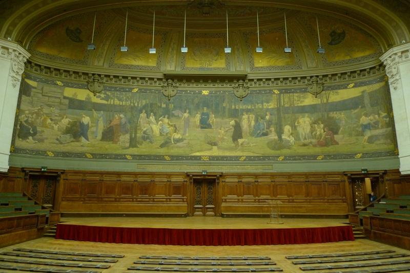 Visite de la Sorbonne - Page 5 P1090911