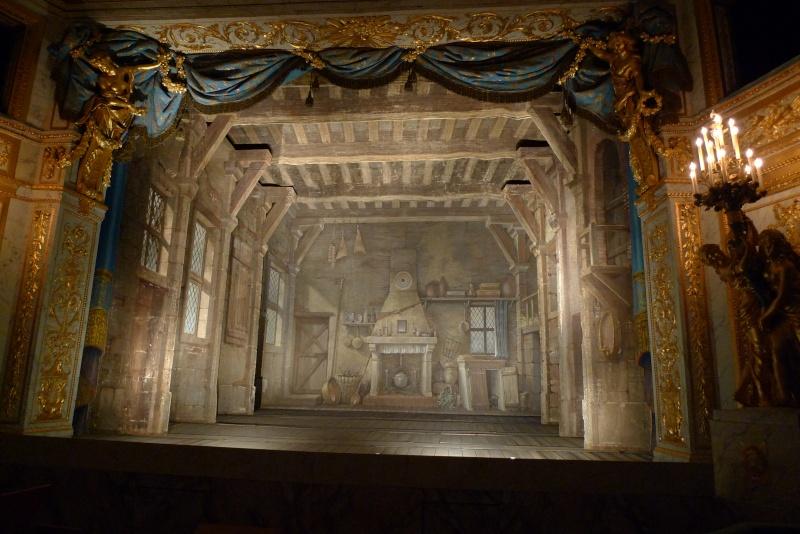 théâtre - le petit théâtre de Marie-Antoinette à Trianon - Page 15 P1130515