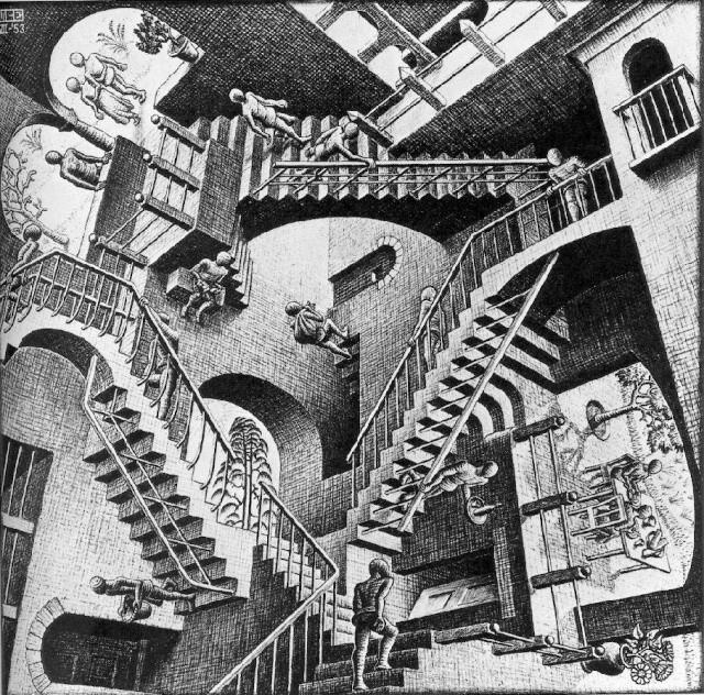 dessin d'Aryko - Page 3 Escher11