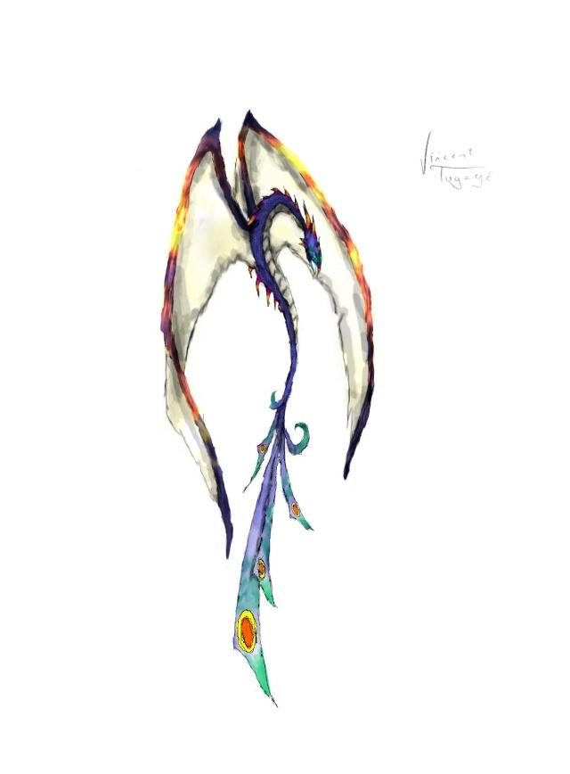 Mes univers en dessins, Comment ça c'est répétitif! Oiseau11