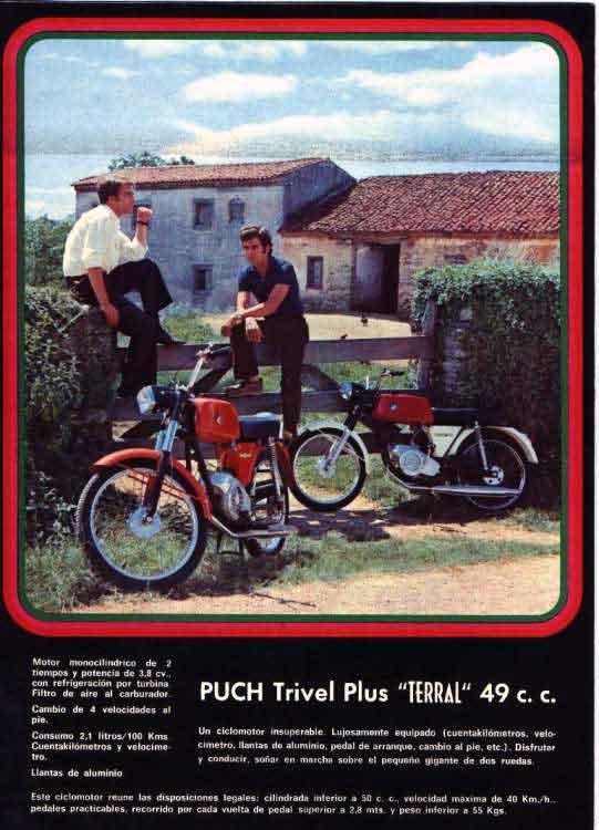 Fotos Puch Trivel Plus Terral 0121