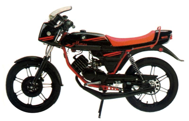 Puch Monza 88 - Investigación 0139