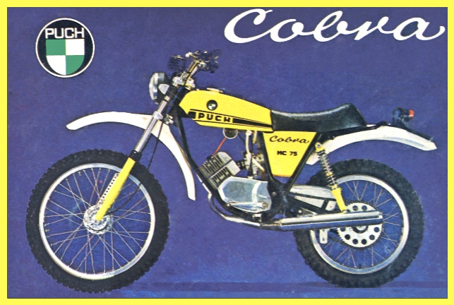Fotos Puch Cobra MC 75 pre-serie 0159