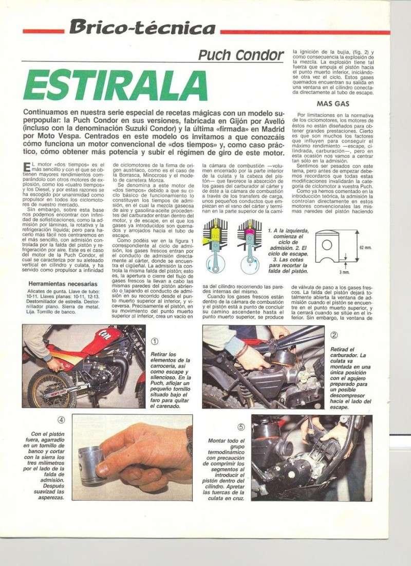 Moto 50 - Brico-Técnica Puch Condor Piaggio-Moto Vespa 0178