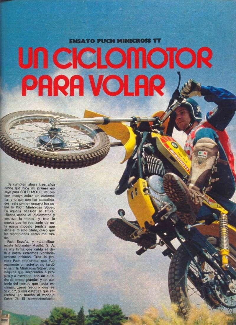 Solo Moto ??? - 1979 - Puch MiniCross TT 0180