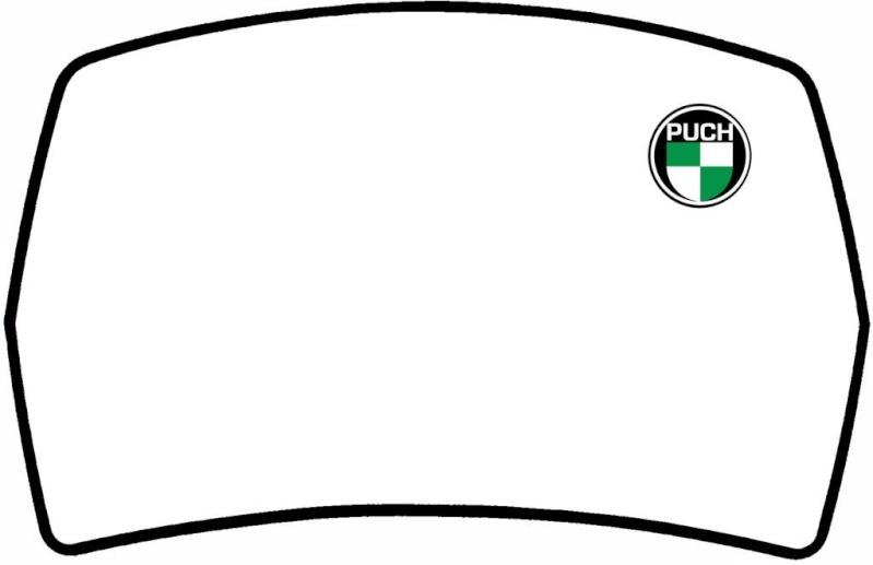 Adhesivos Puch Condor II 0192