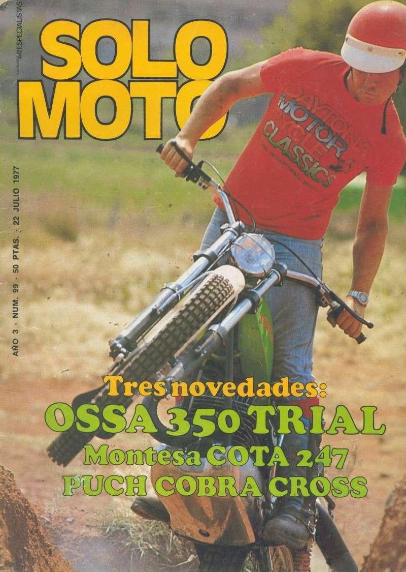 Solo Moto 099 - Julio 1977 - Puch Cobra MC Professional 0199