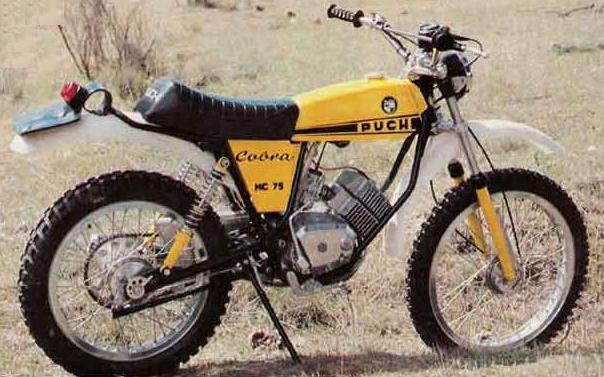 Fotos Puch Cobra MC 75 pre-serie 0236