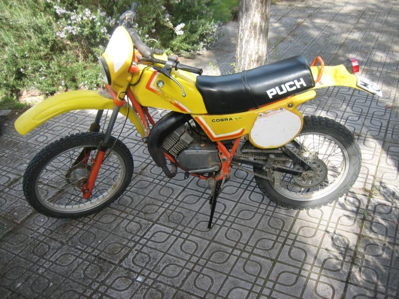 Fotos Puch Cobra M-82 Aire 1ª serie 0245