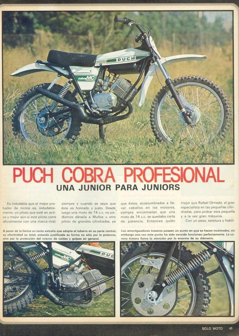 Solo Moto 099 - Julio 1977 - Puch Cobra MC Professional 0271