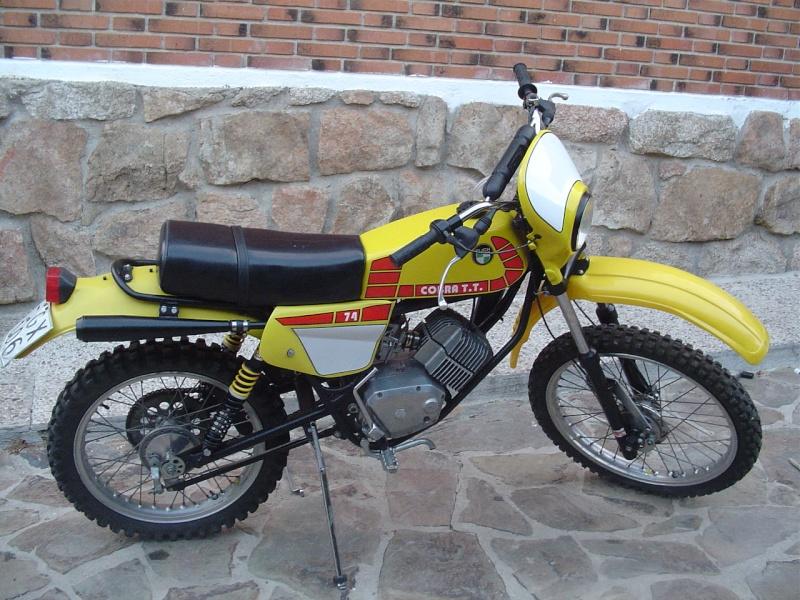 Fotos Puch Cobra TT 2ª serie 0327