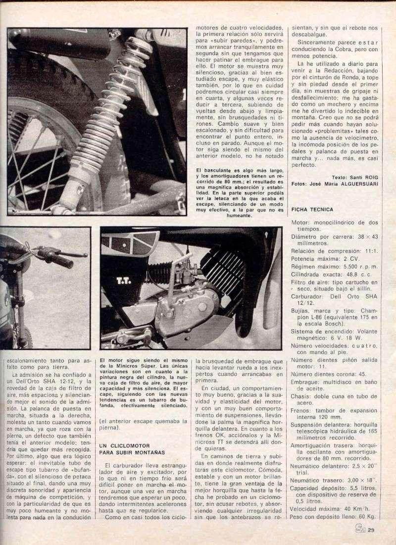 Solo Moto ??? - 1979 - Puch MiniCross TT 0336