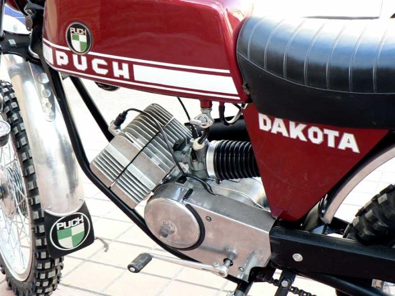 Fotos Puch MC 50 Mini Dakota 1ª serie 0415