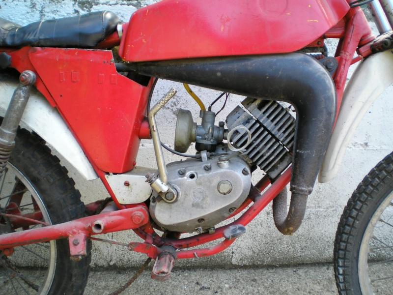 Puch MiniCross TT 1ª serie 0614