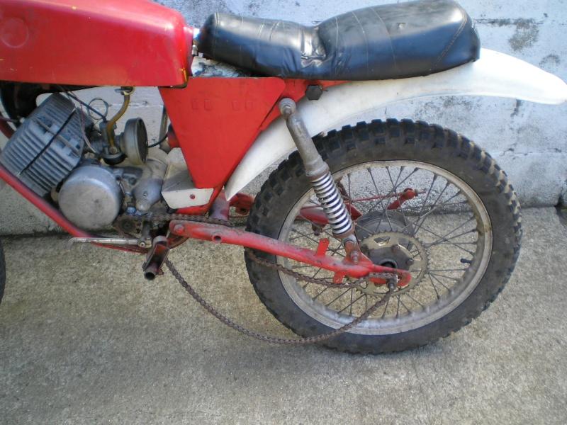 Puch MiniCross TT 1ª serie 0812