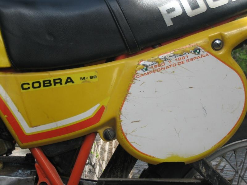 Fotos Puch Cobra M-82 Aire 1ª serie 0911