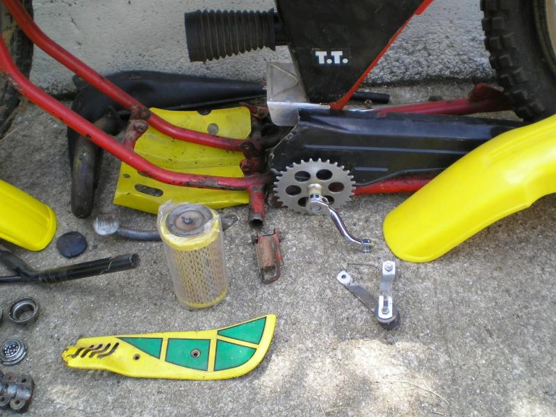 Puch MiniCross TT 1ª serie 1410