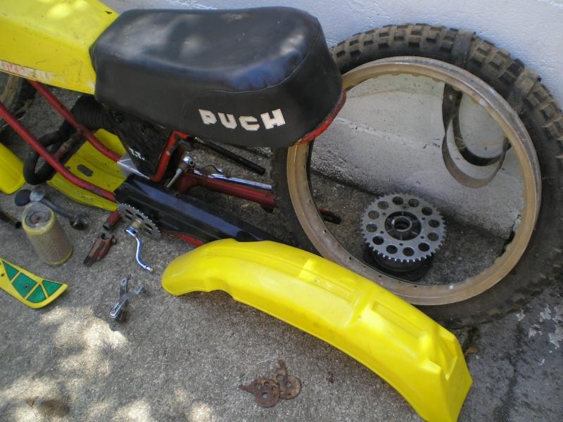Puch MiniCross TT 1ª serie 1510