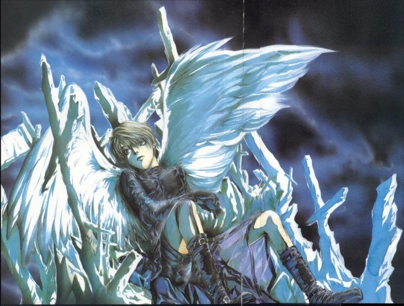 angel sanctuary art book Lost_111