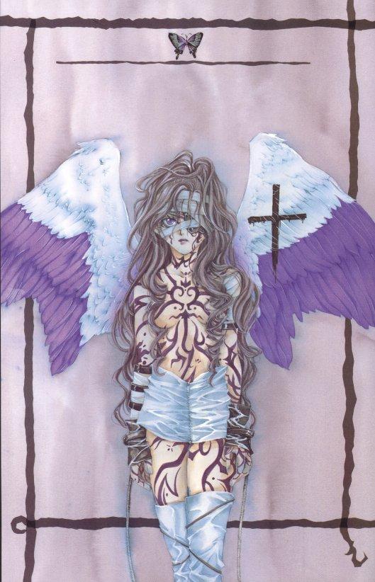 angel sanctuary art book Lost_310