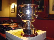 Pictures Martin Halley Perpetual cup the 1st winner Nov. 2012 Cup10