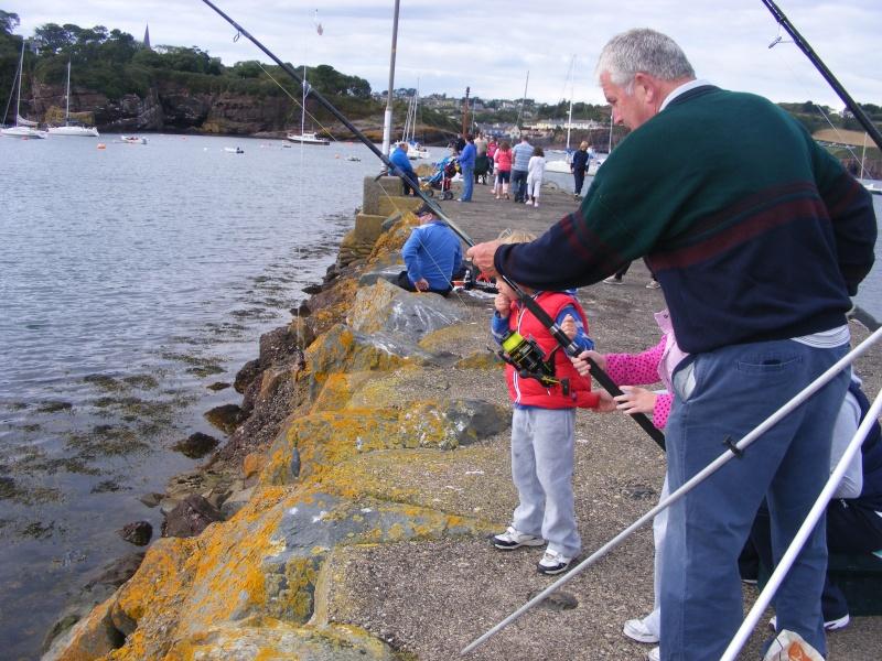 Pictures from Dunmore Dock Dscf1913
