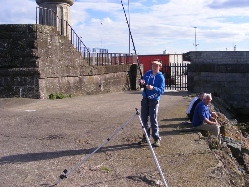 Pictures from Dunmore Dock Dscf1918