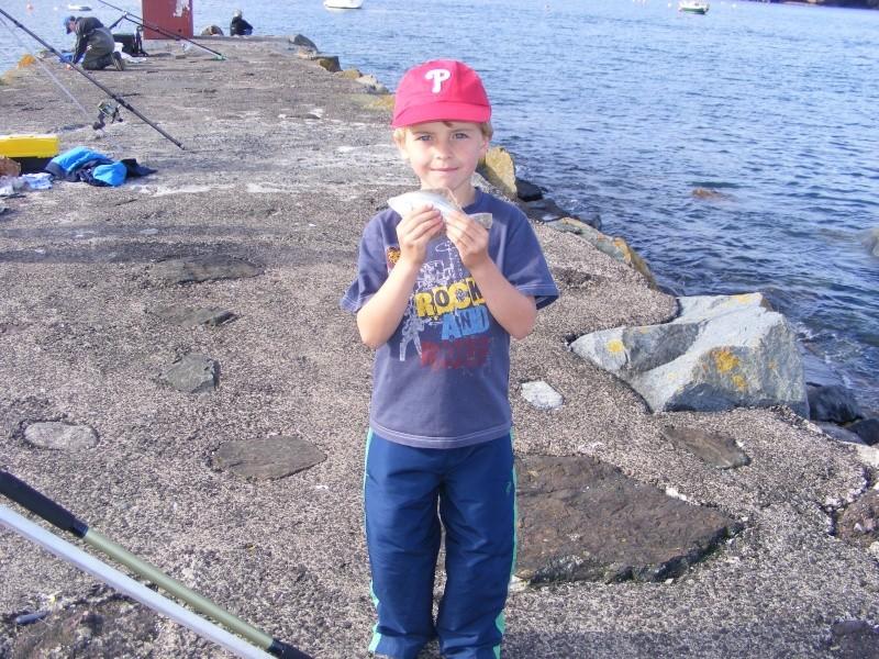 Pictures from Dunmore Dock Dscf1919