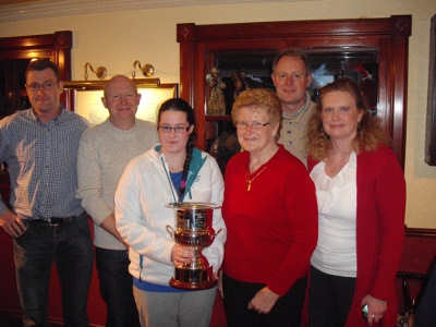 Pictures Martin Halley Perpetual cup the 1st winner Nov. 2012 Halley10